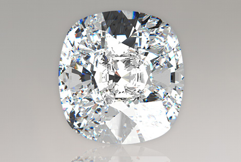0.70 Carat Cushion Diamond