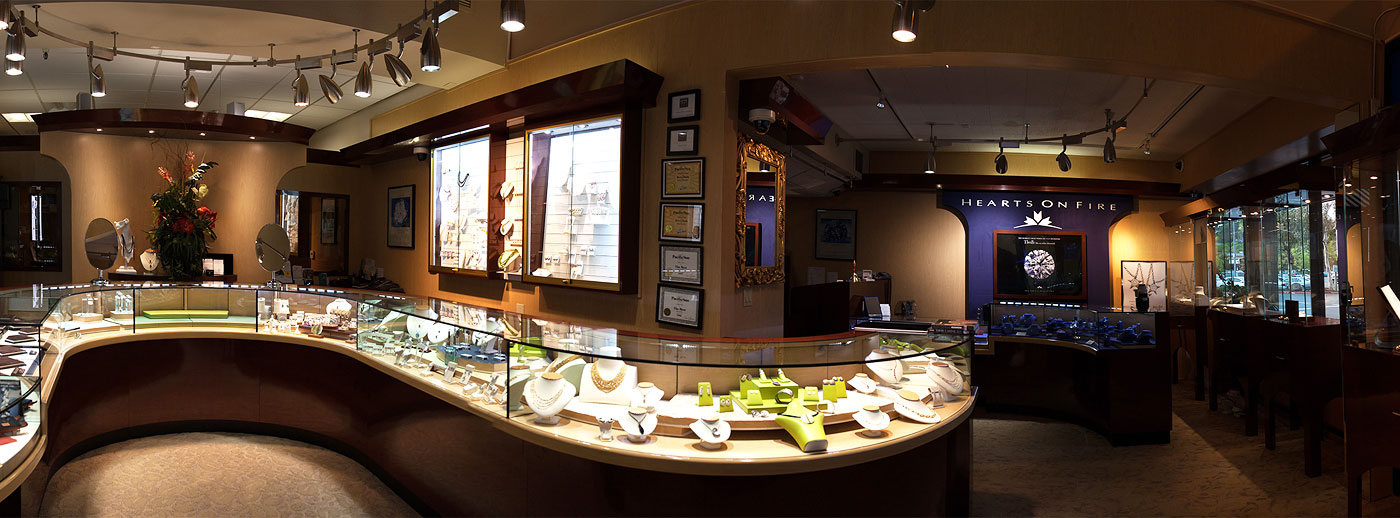 Johann Paul Jewelers Showroom