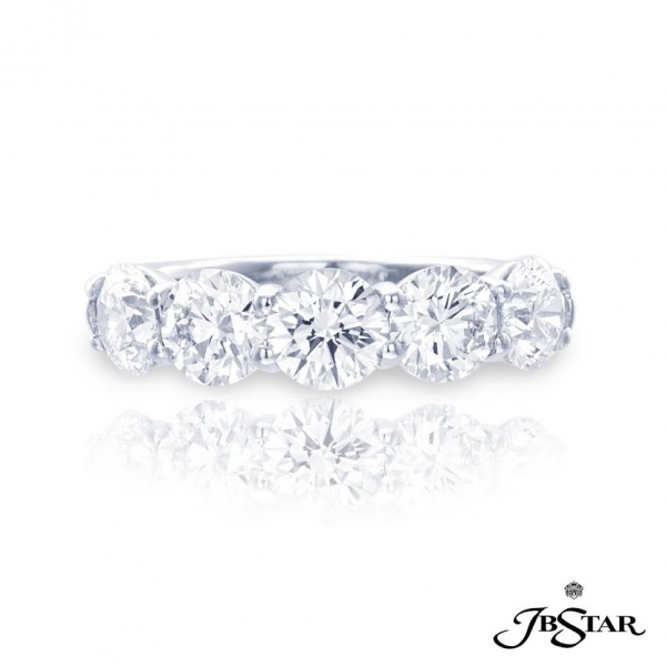 Jewels By Star Wedding Band